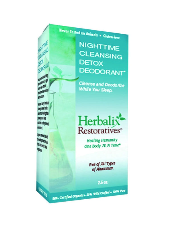 Nighttime Cleansing Deodorant