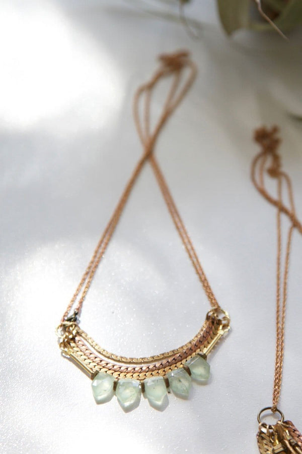 Avena Necklace