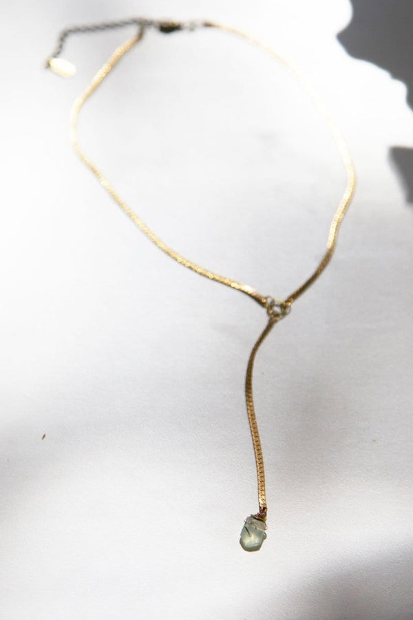 Reed Necklace
