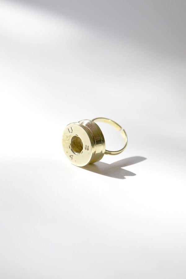Recycled Bullet Ring
