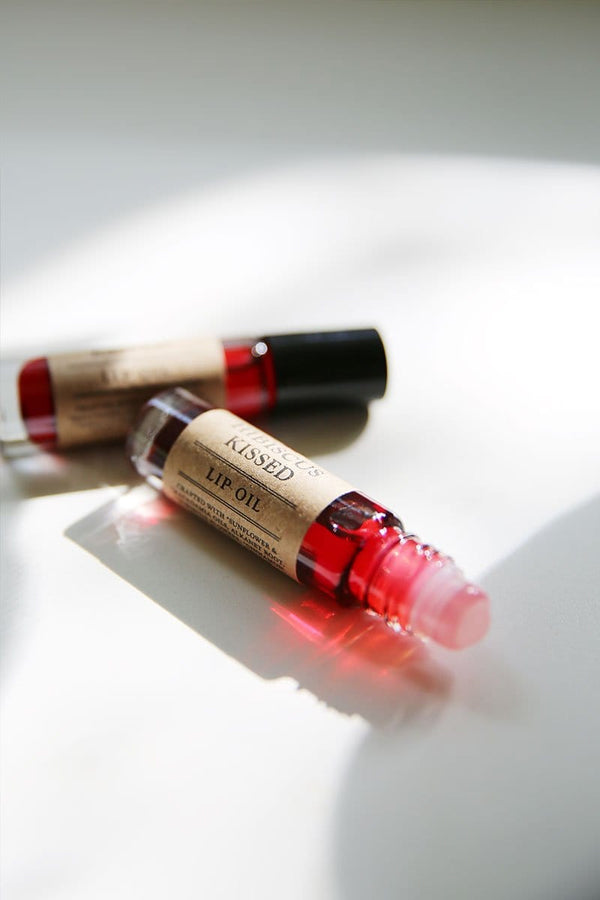 Hibiscus Kissed Lip Oil