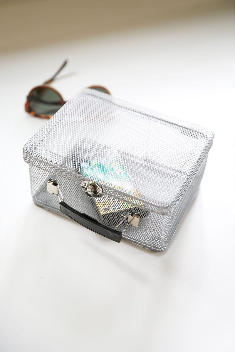 Wave Cage LockBox