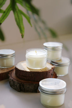 Organic Beeswax Candles