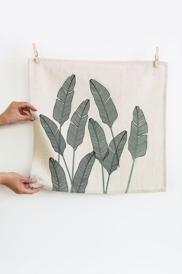 Leaf Napkin - Set of 4