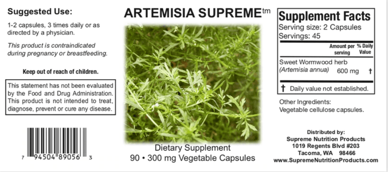 Artimisia Supreme