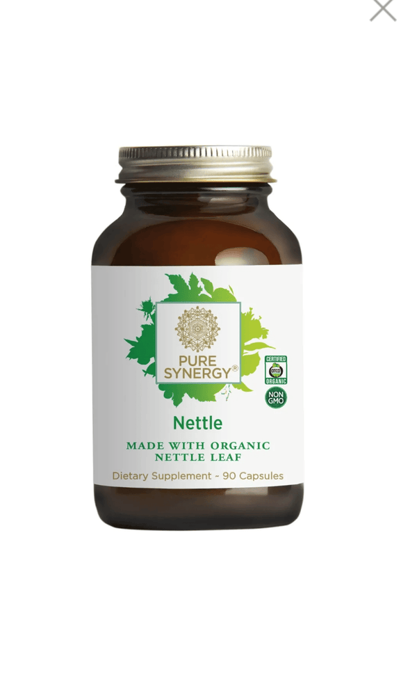 Freeze-Dried Nettle Leaf Capsules