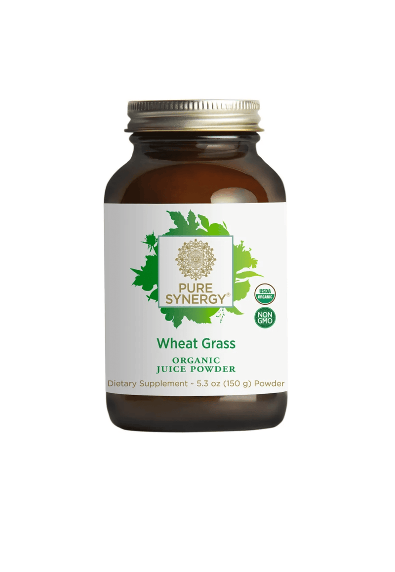 Organic Wheat Grass Juice Powder