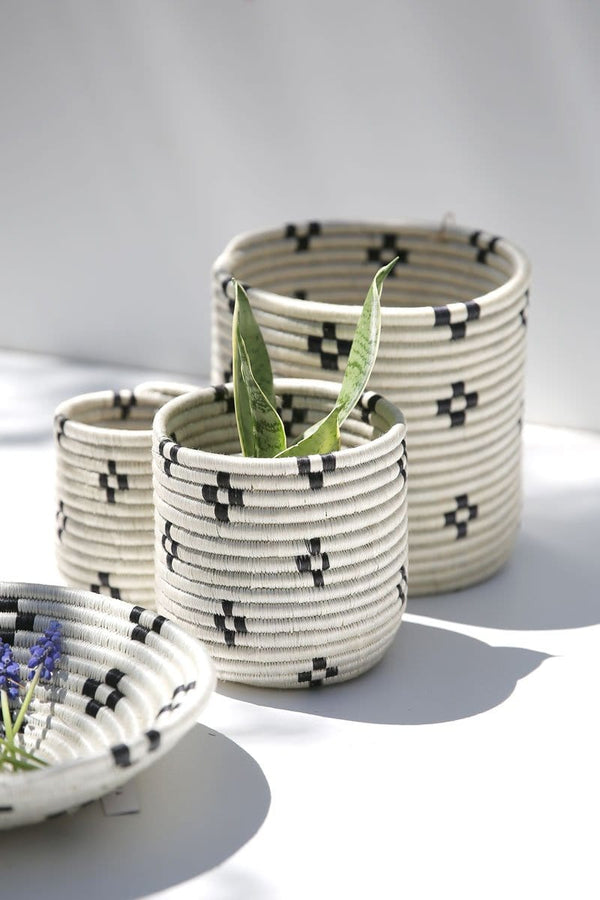 Maraba Basket Planters (Set of 3)