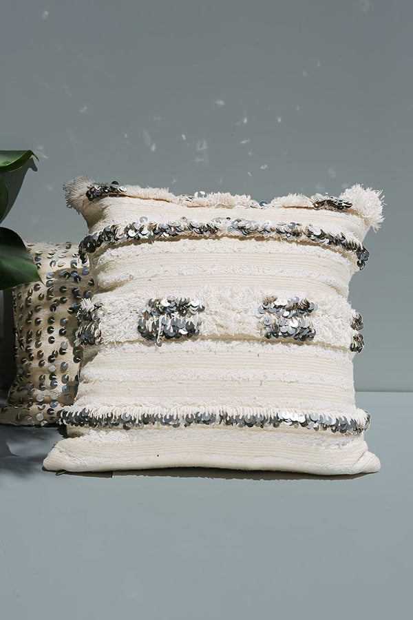 Square Handira Pillow Covers