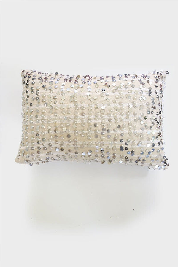 Full Sequin Handira Pillow Cover