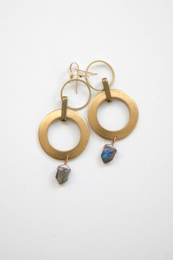 Aymara Earrings