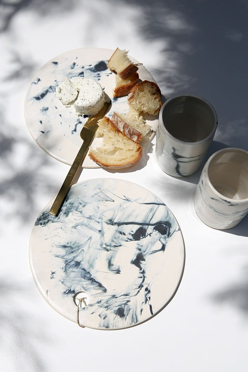 Marble Collection Cheeseboard