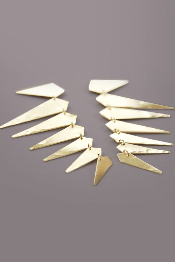 Maxima Punk Earrings