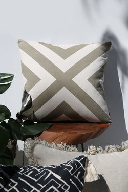 Cross Pillow Cover