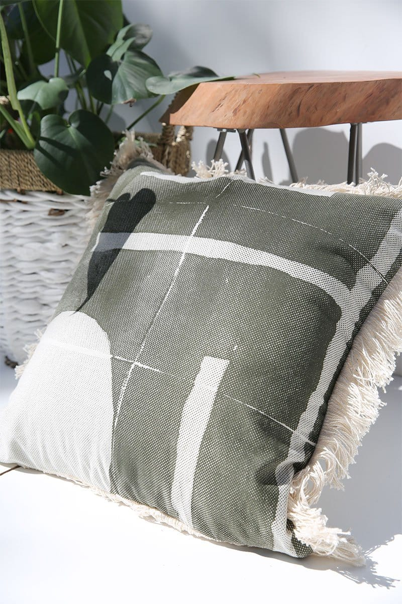 Preston Print Pillow Cover