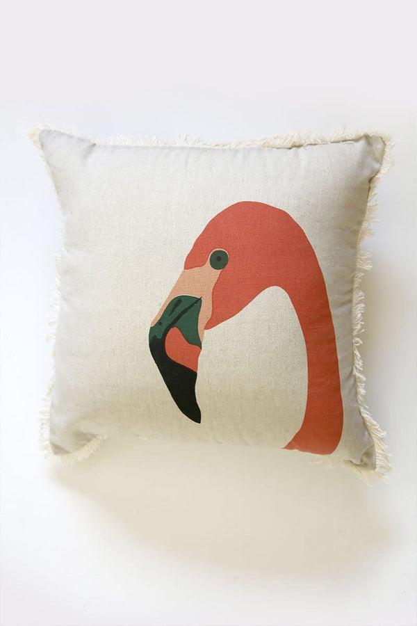 Flamingo Pillow Cover
