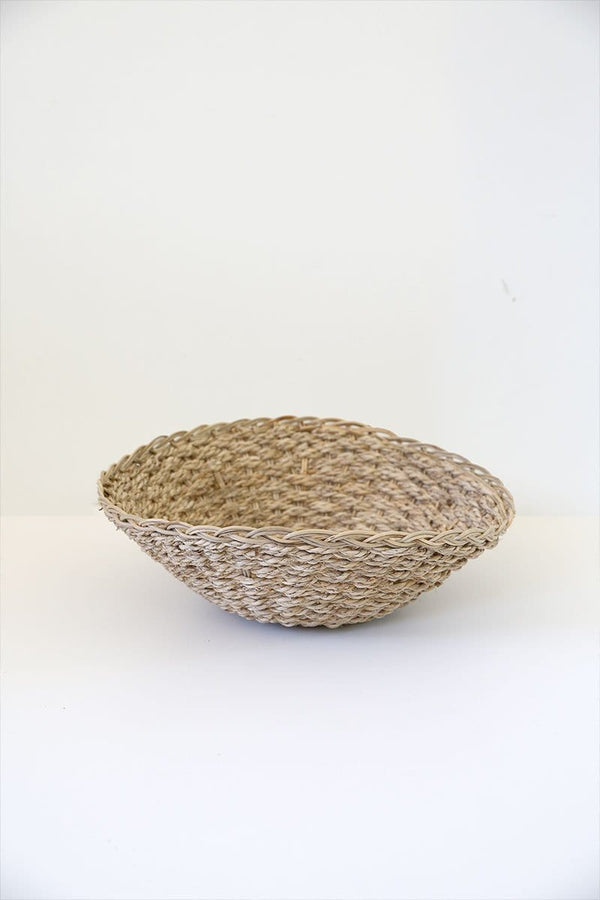 Handwoven Banana Leaf Bowl