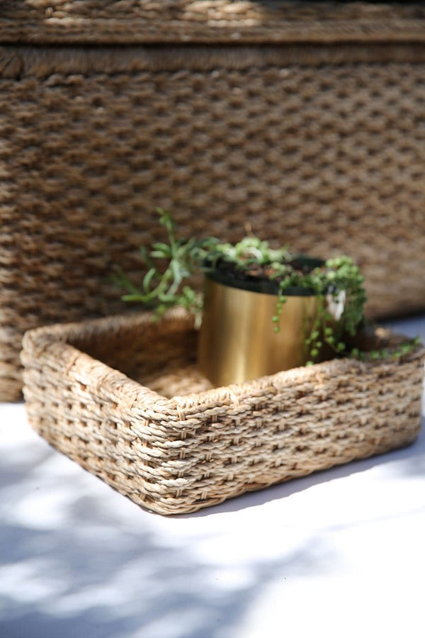 Medium Rectangular Storage Basket