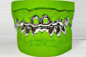 Suicide squad joker teeth grillz