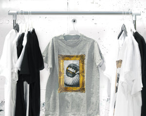 Frame grillz T-shirt grey