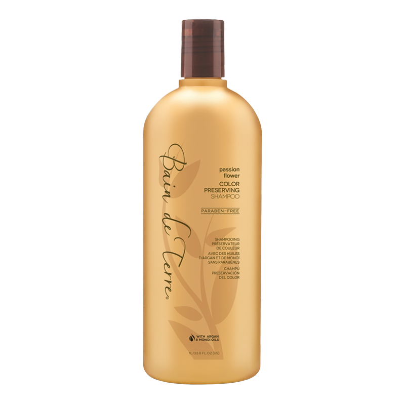 Bain de Terre Passion Flower Color Preserving Shampoo