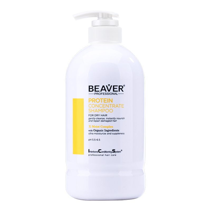 Beaver Professional Protein Concentrate Shampoo