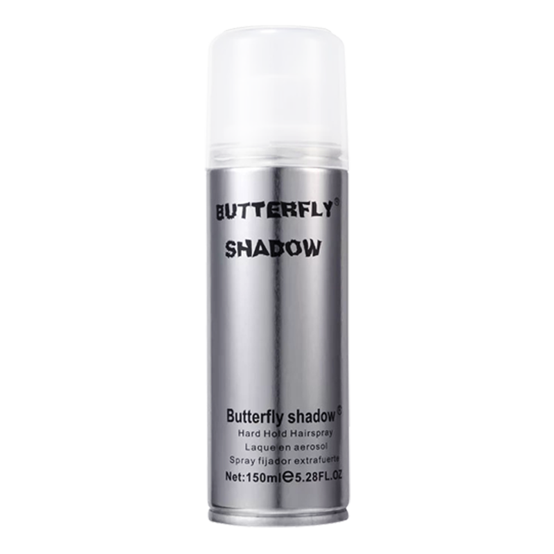 Butterfly Shadow Hair Spray