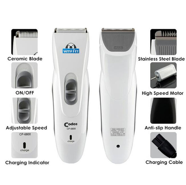 Codos Pet Clipper CP-6800