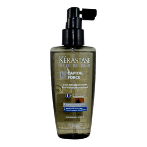 Kerastase Homme Bain Capital Force Anti-Dandruff Activator Treatment Spray