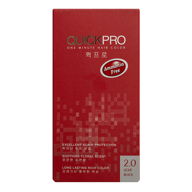 QuickPro 2.0 Light Black