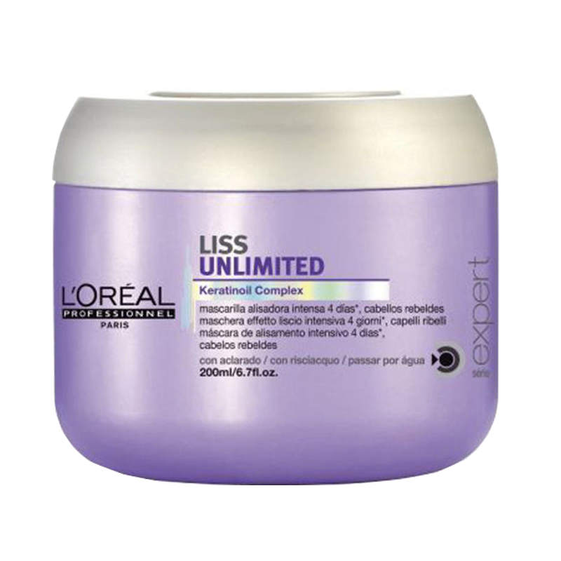 Loreal Professionnel Liss Unlimited Keratinoil Complex