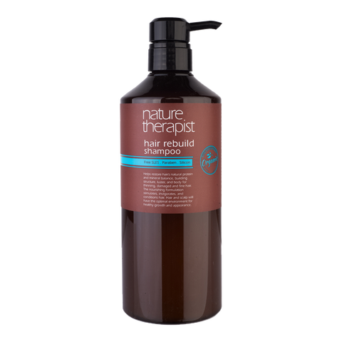 Nature Therapist Hair Rebuild Shampoo