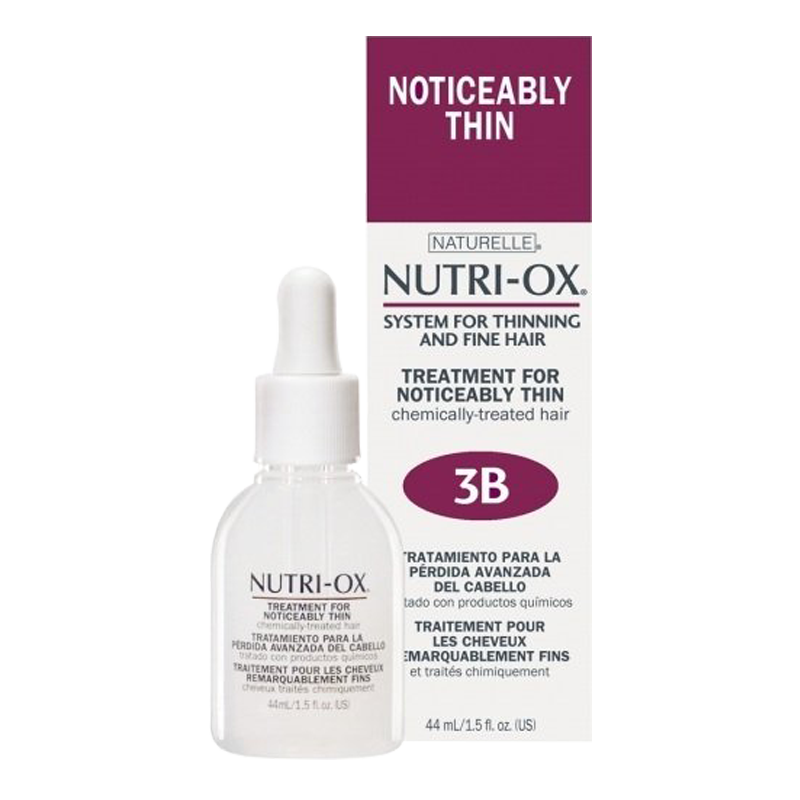 Naturelle Nutri-Ox Treatment for Noticeably Thin Chemically-Treated Hair