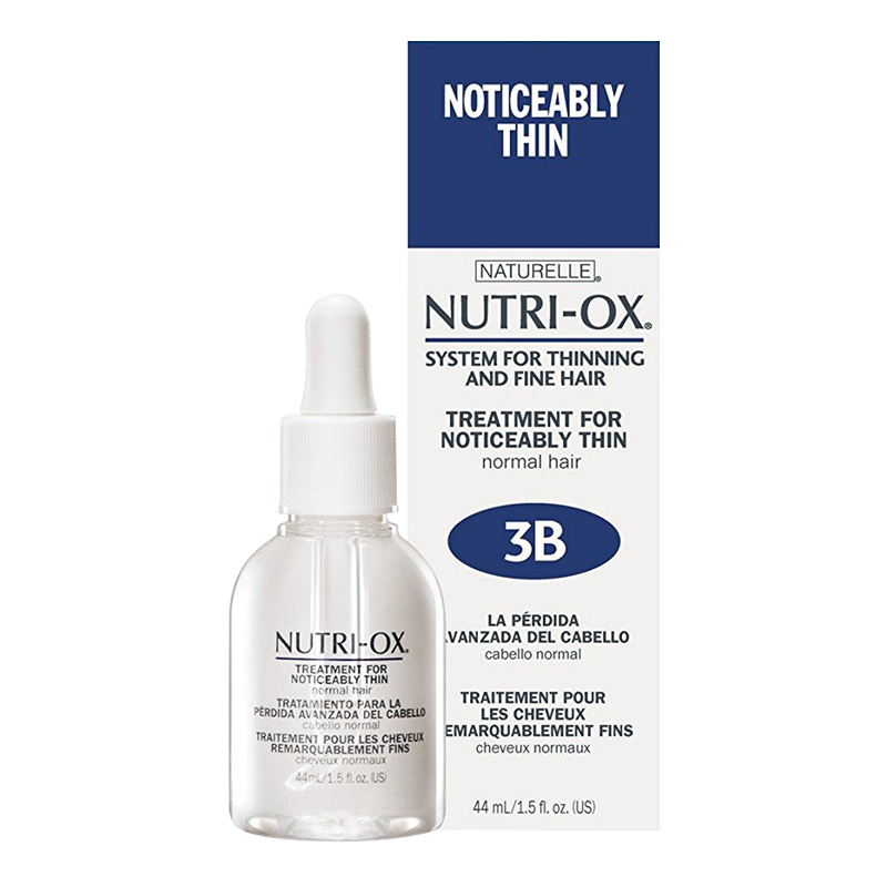Naturelle Nutri-Ox Treatment for Noticeably Thin Normal Hair