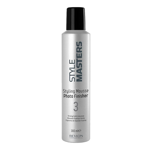 Revlon Style Masters Photo Finisher Styling Mousse 3