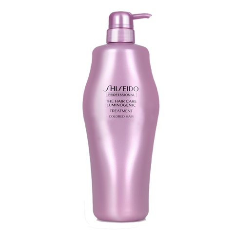 Shiseido Luminoforce Treatment for Colored Hair