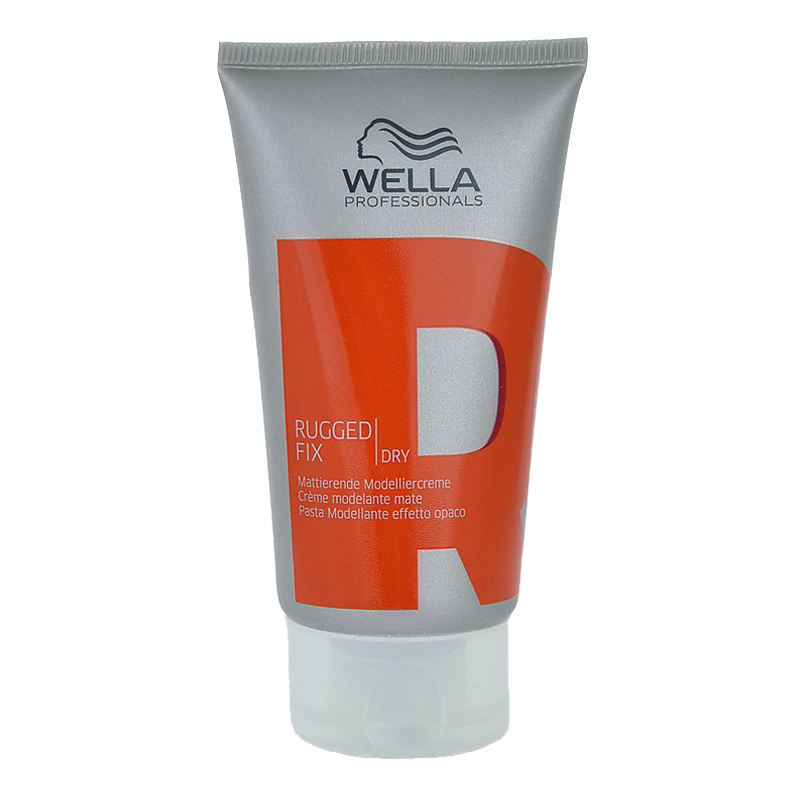Wella Rugged Fix Matte Molding Creme