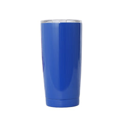 Royal Blue Tea Tumbler