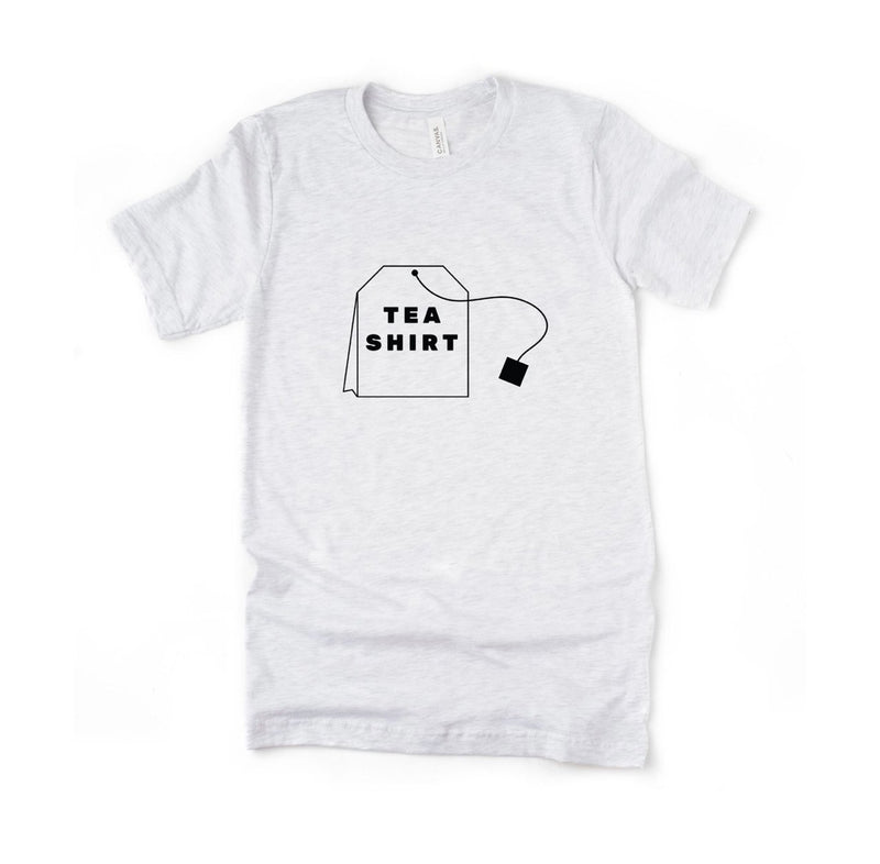 Tea Shirt - Pun Tee