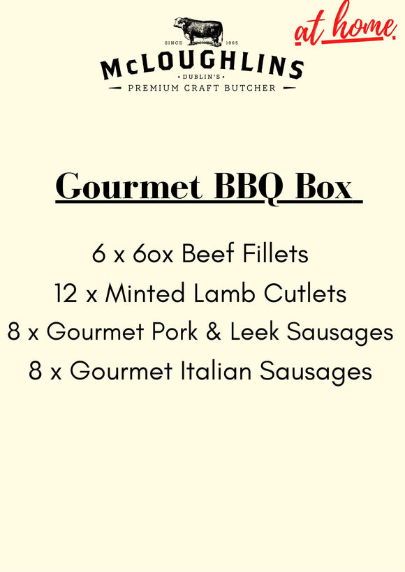 Gourmet BBQ Box - for 6 ppl