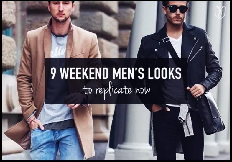 9 casual men's outfits to borrow ideas from this weekend tee mode