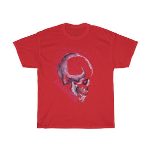 Daemon Unisex Heavy Cotton Tee - desseni