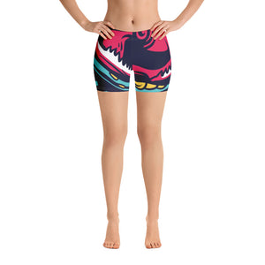What's up Women's Shorts - desseni