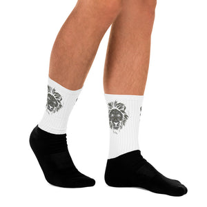 Black Lion Men's Socks - desseni