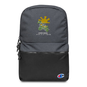 Game Controller Embroidered Champion Backpack - desseni