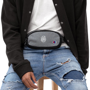 Lion Champion fanny pack - desseni