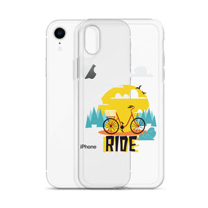 Ride iPhone Case - desseni