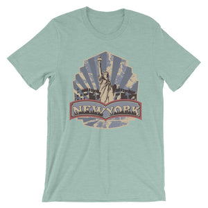 New York T-Shirt– Shop for New York Unisex T-Shirts Online – Desseni