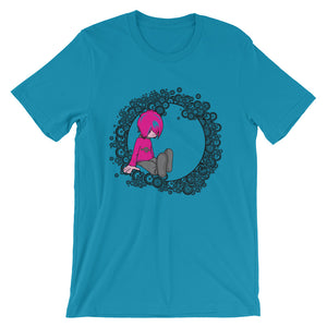 Sad Child T-Shirt– Shop for Sad Child Unisex T-Shirts Online – Desseni