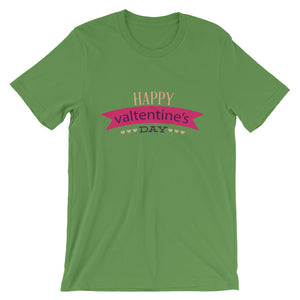 Happy Valentines Day T-Shirt– Shop for Happy Valentines Day Unisex T-Shirts Online – Desseni